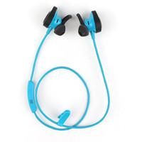 Auriculares sin hilos del auricular del deporte de Bluetooth Soundsport que funcionan los auriculares internos con el paquete al por menor Verde azul negro 2017 Nueva DHL