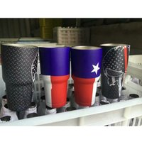 30oz Mug Cups Stainless Steel Camo Mug 2017 New Flag Sky Tum...