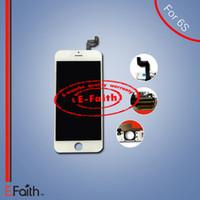 Pour iPhone 6S Grade A +++ LCD Moniteur 4.7 pouces Affichage avec écran tactile Digitizer remplacement gratuit DHL Livraison