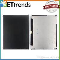 Nouveau LCD original de 100% pour les pièces de rechange de rechange AAA de qualité d'écran d'iPad 2 LCD Livraison gratuite AA0007 de DHL