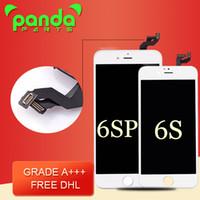 Pour iPhone 6S 4.7 iPhone 6S Plus 5.5 Affichage LCD avec écran tactile 3D Digitizer Montage de remplacement Grade A +++ Free DHL