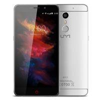 Нажмите ID UMI Max 5,5 дюйма SHARP LTPS 1920 * 1080 FHD 3GB 16GB 64-Bit окта Ядро MTK6755 Android 6.0 OTG 13.0MP камера 4G LTE Type-C Smartphone