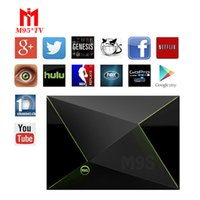 M9S Z8 2G+ 8G Android tv box 4K Streaming Media Player S905X ...
