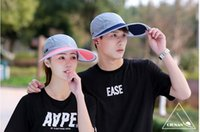 Fashion Style Outdoor Summer Anti- UV Riding Hats Soft Men Wo...