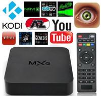 MXQ Android TV Box Arabic Iptv Smart Quad Core OTT Amlogic 3...
