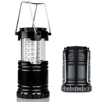 Portable Outdoor 30 LED Camping Lantern Emergency Camping La...