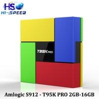 s912 android tv box 2gb16gb T95K PRO T95 Octa- core cortex- A5...
