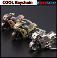 Heavy Motorcycle Keychain ring Fashion Sport Gifts Key Ring ...
