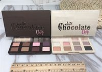 White Chocolate Chip Black Chocolate Chip Palette Newset Col...