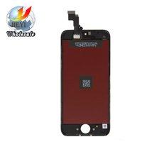 Vente en gros gratuite de vente avec le bon remplacement d'écran de prix pour l'iphone 5C lcd avec l'ensemble de numériseur de contact