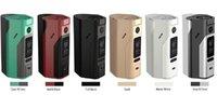 Original RX23 Box Mod Wismec Reuleaux Cigarette électronique RX 2 3 Firmware améliorable 150W 200W Mod RX200S e cigs vape mod