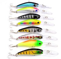 Wholesale - 8pcs lot, Top water Lures for fishing 10. 1CM 7. 8...