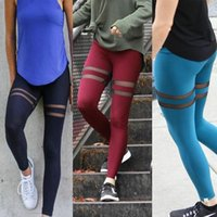 Women Capri Gym Leggins Legging Thin Legs Women' s Wear ...