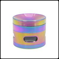Rectificadoras de arco iris Rectificadoras de hielo Rectificadoras cóncavas Rectificadoras de metal de aleación de zinc Rectificadoras de hierro de 63 mm de diámetro