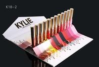 ¡Venta limitada! Nuevo Kylie Cosmetics Kylie Lápiz labial 12 conjunto de colores Lápices labiales líquidos 10 conjunto