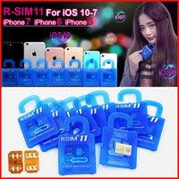 R SIM 11 RSIM11 г sim11 RSIM 11 разблокировки карты для iPhone 5 6 7 6plus Ios 7 8 9 10 отпирания ios7-10.x CDMA GSM WCDMA SB СПРИНТ 3G 4G