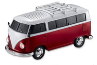 WS-266 mini-bus portable de jouets stéréo soutien des haut-parleurs TF carte lecteur mp3 USB avec batterie externe haut-parleurs caisson de basses LLFA