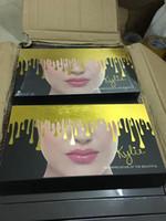 Kylie Xoxo Nouvelle Maquillage Lèvres Hardback Matte Lip Gloss Matte Liquid Lipstick! 12 Couleurs = 1 Set