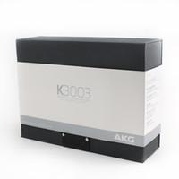 K3003 K3003i наушники наушники с розничной коробкой используется headphoens в ухо наушники AAA качества