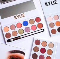 free shipping new makeup kylie The Royal Peach eyeshadow Pal...