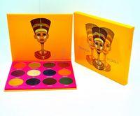 JUVIA' S PLACE 12Pcs Makeup Palette The Nubian 2nd Editi...