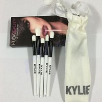 HOT Kylie Makeup Brush Foundation Powder Blush 5 pieces Make...