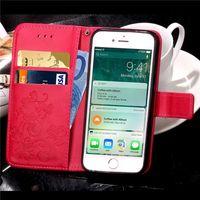 Для iPhone 5 6 7 для samsung для LG мобильный телефон кобура модный кошелек тип защитный чехол карта пакета DHL