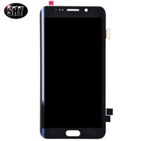 Écran LCD Touch Digitizer Panneaux d'écran complet Remplacement d'assemblage complet pour Samsung Galaxy S6 G9200 G920 G920A