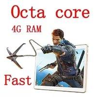 3G LTE 9,7 pouces 8 noyaux PC Tablette Octa Cores 2560 * 1600 IPS DDR 4GB RAM 64Go 8.0MP WIFI téléphone 4G Double carte SIM pcs Android 5.1 OTG7 9