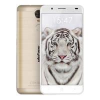 uleFone Tiger сенсорный ID 2 Гб 16 Гб 64-Bit Quad Core MTK6737 Android 6.0 Зефир 5,5-дюймовый IPS 1280 * 720 HD 13.0MP камера GPS OTG Smartphone