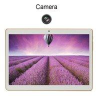 9,6 pouces Tablettes IPS 1280x800 Octa Core 4 Go RAM 64 Go ROM MTK6592 3G Double carte SIM Téléphone Appel Android Tablet PC