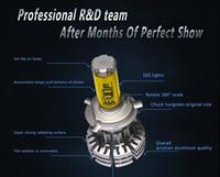 X1 360 degree adjustable auto lighting system car led headli...