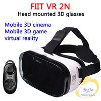 FIIT VR 2N Google cardboard Version Virtual Reality 3D Glass...