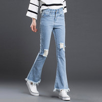 Wholesale Womens Skinny Flare Jeans - Buy Cheap Womens Skinny ...