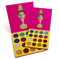 New Maquillage Eyes Juvia's Masquerade Palette 16 Colors Eyeshadow Livraison gratuite en stock