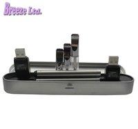 Pyrex cartouche de verre CE3 atomiseur vaporisateur stylo cartouches bobine double 92a3 pour CBD épais THC ajustement bouton toucher huile de la batterie