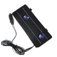 12V 4. 5W Portable Solar Panel Battery Charger For Car Boat M...
