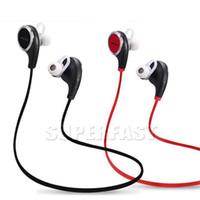 Bluetooth Earphone QY8 Wireless Bluetooth 4. 1 Stereo Headpho...