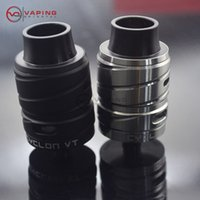 Wholesale- Clone Fumytech Cyclon RDA Rebuildable Dripping At...