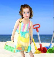 20pcs lot 2017 New Arrival Kids Mesh Beach Bags Sand Storage...
