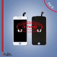 IPhone 6 Grade A +++ Affichage LCD avec numériseur à écran tactile complet