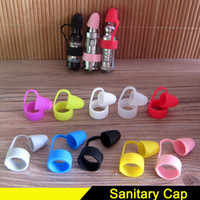 Silicone antiskid ring Dustproof Prevent Sanitary Cap fit 19...