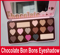 New Hot Chocolate BON BONS 16 colors makeup Professional eye...