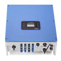 3-фазный Grid-связанный инвертор 17kw 230VAC 50/60 HZ Высокоэффективный инвертор подключил солнечную энергетическую систему