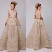 Azzi And Osta Haute Evening Dresses Off Shoulder Party Dress...