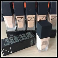 NA RS Makeup Foundation Liquid Face Tout le jour 30ml Luminous Weightless Concealer Livraison gratuite