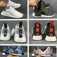 Newest!!! NMD III Green Camouflage, Nmd R1 Running Shoes, Nmd ...