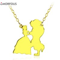 10pcs Lot Women Fashion Movie Beast Jewelry Beauty and The B...