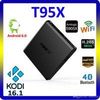 Amlogic S905X TV Box T95X Quad core 1G+ 8G 2. 4G WIFI XBMC KOD...