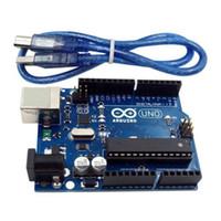 Free DHL UNO R3 for arduino MEGA328P 100% original ATMEGA16U...